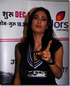 shweta tiwari in Big Boss 4