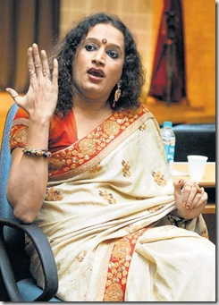 Laxmi transgender - Big Boss 5